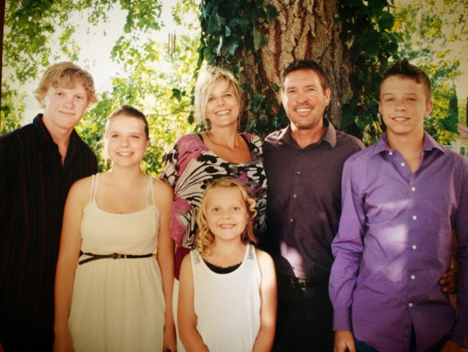 Danyale Blackmore and family | Submitted photo, St. George News
