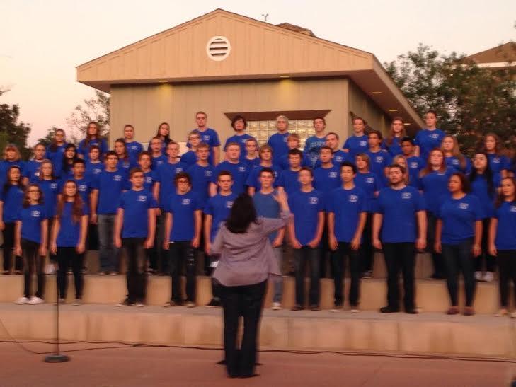 Dixie Flyer Choir Holds Concert Fundraiser Carnival St