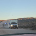 One man travelling North on Bureau of Land Management Road 1069, in Mohave County, Arizona, when he lost control of his SUV and it rolled, Raymond Christensen, of the Department of Agriculture, said. CPR efforts were unsuccessful, and the man was pronounced dead at the scene. Mohave County, Arizona, October 12, 2015 Photo by Cody Blowers, St. George News