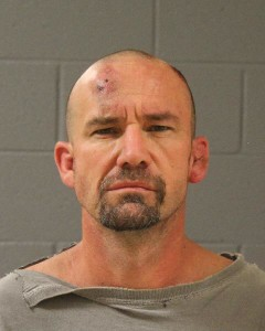 Thomas Charles Jacques, of St. George, Utah, booking photo posted Oct. 24, 2015 | Photo courtesy of Washington County Sheriff's booking, St. George News