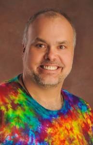 Author Johnny Worthen