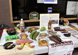 An exhibition showcasing many cultures from around the wold taught 6th and 7th grade students about different ways of life Tuesday at Hurricane Intermediate School, Hurricane, Utah, Oct. 27, 2015 | Photo by Carin Miller, St. George News