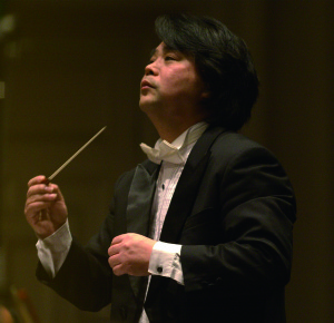 Xiao Ming will guest conduct the combined OSU and Canyon View High musicians at the October OSU concert. Location and date unspecified | Photo courtesy of Emily Hepworth, St. George News