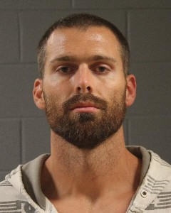 Cory Steven Mendenhall, of Ridgecrest, California, booking photo posted Oct. 13, 2015   Photo courtesy of Washington County Sheriff's booking, St. George News