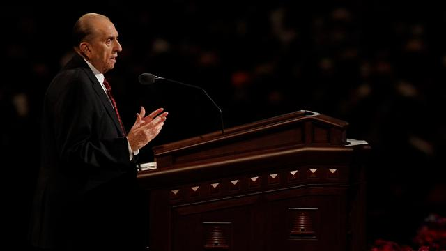 LDS church members concerned about prophet following ...
