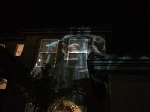 The home of Brent Martin gets a Halloween makeover, Washington City, Utah, Oct. 27, 2015   Photo by Hollie Reina, St. George News