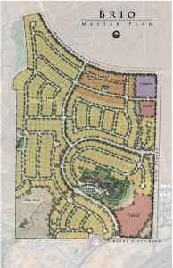 BRIO community master plan | Image courtesy of Sorenson Advertising, St. George News