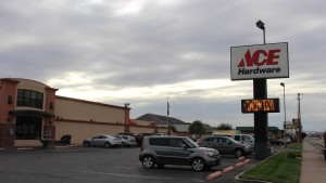Buck's Ace Hardware, Hurricane, Utah, Oct. 28, 2015 | Photo by Mori Kessler, St. George News