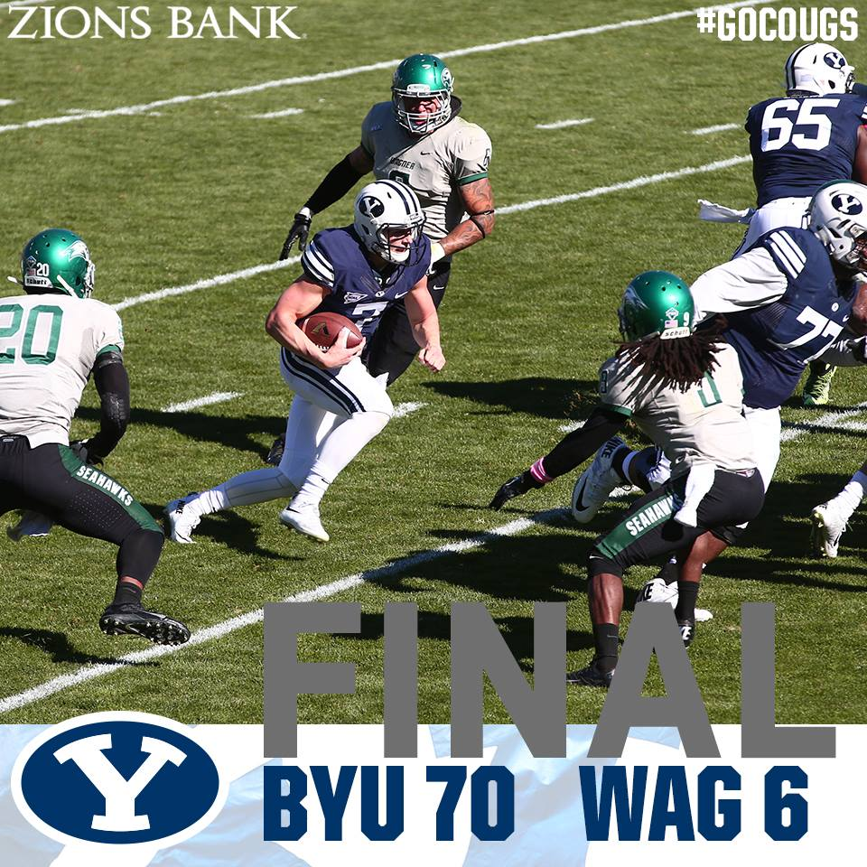 Photo courtesy BYU Athletics