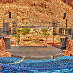 Tuacahn Amphitheatre at Tuacahn Center for the Arts, Ivins, Utah, date not specified | Stock image, St. George News