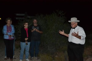 "Historical ghosts come to life at ""Ghost Nights"" presented by the Silver Reef Museum, Leeds, Utah, date not specified 