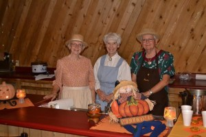 """Historical ghosts come to life at """"Ghost Nights"""" presented by the Silver Reef Museum, Leeds, Utah, date not specified 
