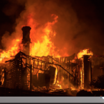 Background house fire for illustrative purposes only | Stock image, St. George News