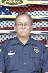 Cedar City Fire Department Battalion Chief Mike Tong, Cedar City, Utah | Courtesy of the Cedar City Fire Department, St. George News