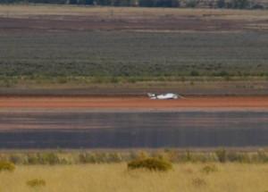Two flight instructors with Southern Utah University's aviation program died in an airplane crash near Quichapa Lake, Cedar City, Utah, Oct. 5, 2015 | Photo by Mori Kessler, St. George News