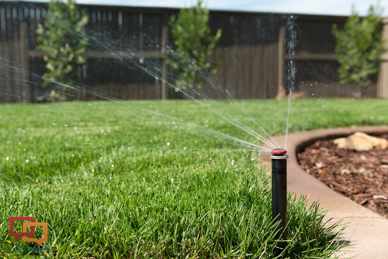 how to find rate of water increasing