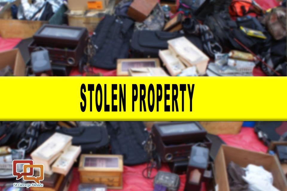 Police Seek To Return Stolen Items To Rightful Owners St