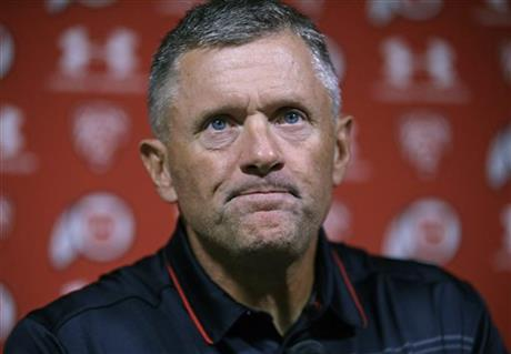 Kyle Whittingham's Utes lost three out of their last four games to close the regular season.