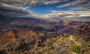 View of Grand Canyon National Park, Desert View, Arizona, Oct. 5, 2011 | Photo by Mark Betts, St. George News