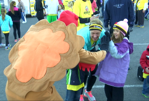 The Gobbler Run, St. George Utah, Nov. 26, 2015 | Photo by Leanna Bergeron, St. George News