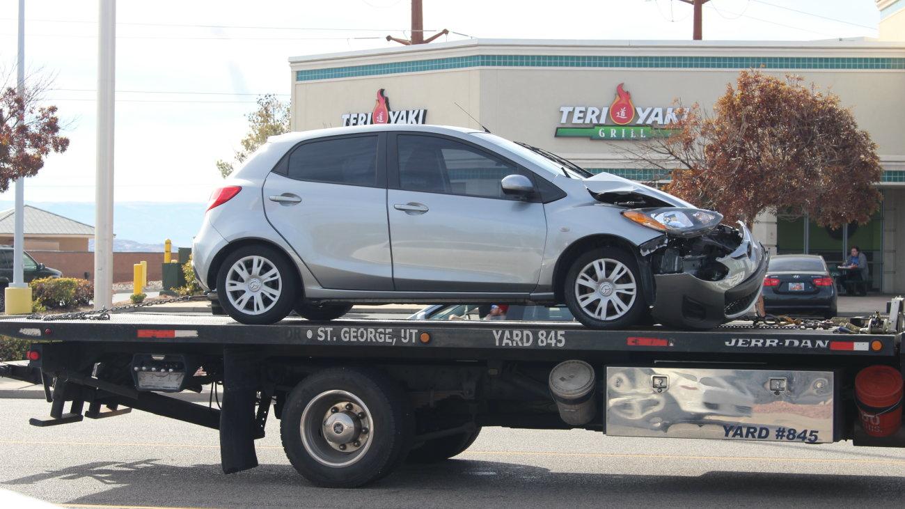 Failure to yield triggers crash – Cedar City News