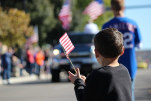 The Washington City Veterans Day Parade, Washington City, Utah, Nov. 11, 2015 | Photo by Devan Chavez, St. George News