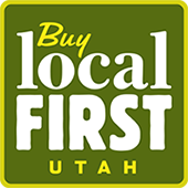 Local First Utah logo, courtesy of the same, St. George News
