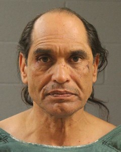 Robert Peter Mendez, of St. George, Utah, booking photo posted Oct. 31, 2015 | Photo courtesy of Washington County Sheriff's booking, St. George News