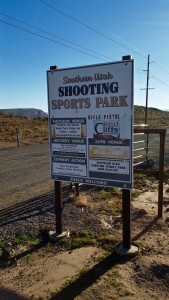 The Shooting Sports Park is closed pending a safety investigation, Hurricane, Utah, Oct. 28, 2014   Photo by Julie Applegate, St. George News
