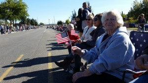 The Washington City Veterans Day Parade, Washington City, Utah, Nov. 11, 2015 | Photo by Brett Barrett, St. George News