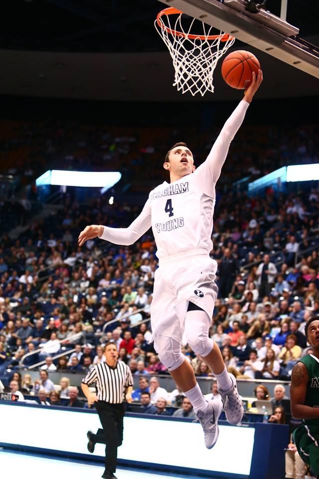 Nick Emery. | Photo courtesy BYU Athletics