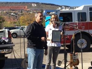 """Celebrating Families Through Adoption"" event, St. George, Utah, Nov. 14, 2015 | Photo by Kassi Gillette, St. George News"