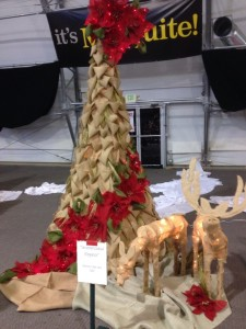 Fanciful trees fill the Event Center for the Festival of Trees at the CasaBlanca Resort and Casino, Mesquite, Nevada, November, 2014   Photo by Krissy Ayon of Mesquite Gaming, St. George News