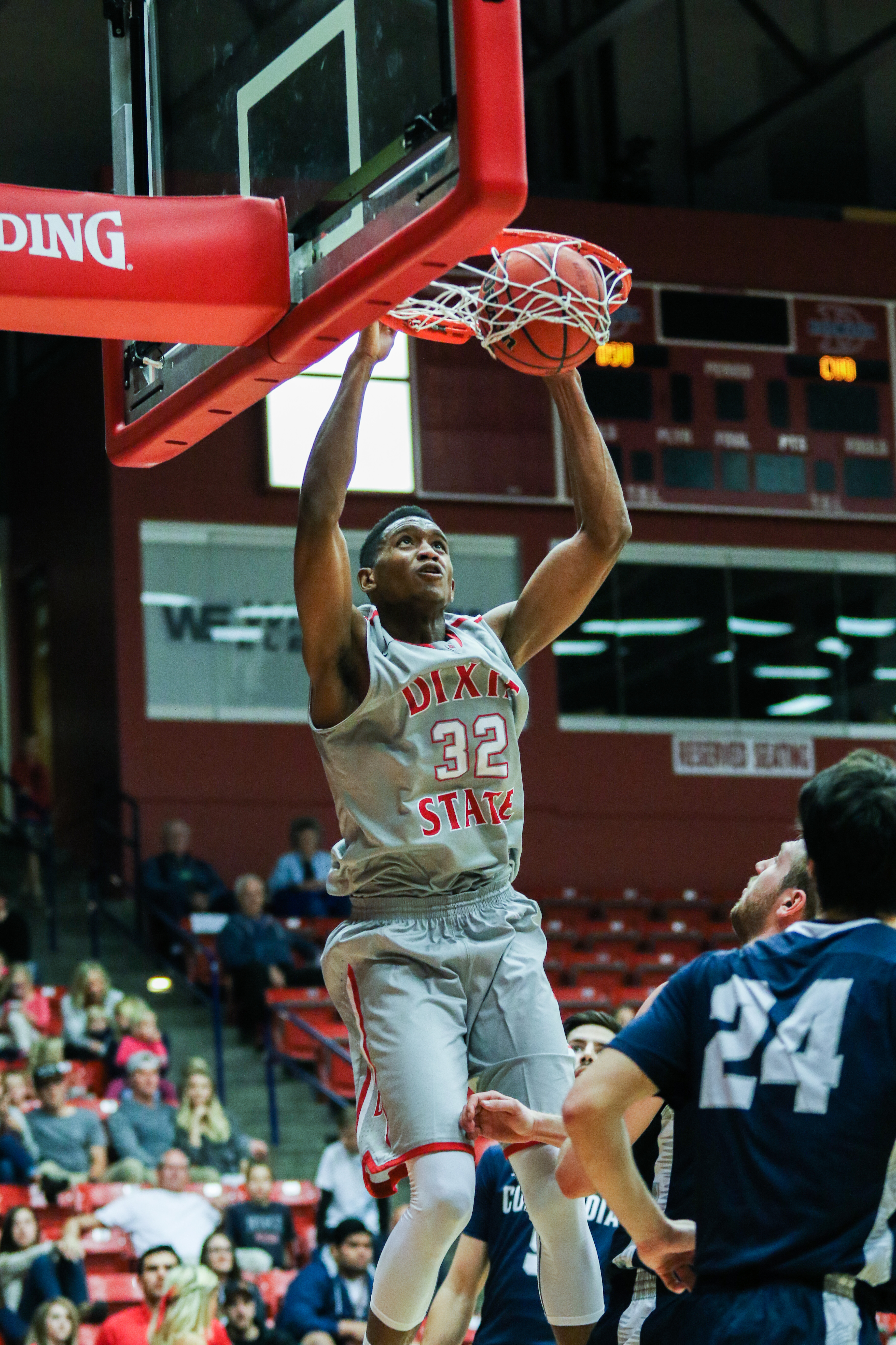 Concordia University Basketball