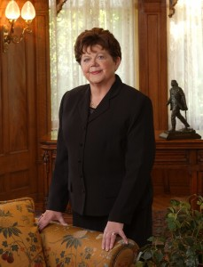Former Utah Gov. Olene Walker, the state's first female governor | Photo submitted, St. George News