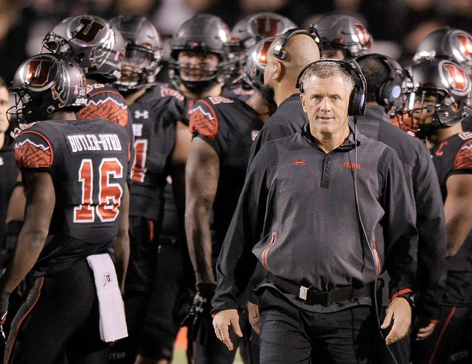 Kyle Whittingham made some great coaching decisions for the Utes Friday night.