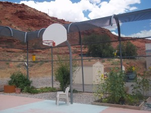 Outside area at the WCYCC, St. George, Utah, undated | Photo courtesy of Tami Fullerton for WCYCC