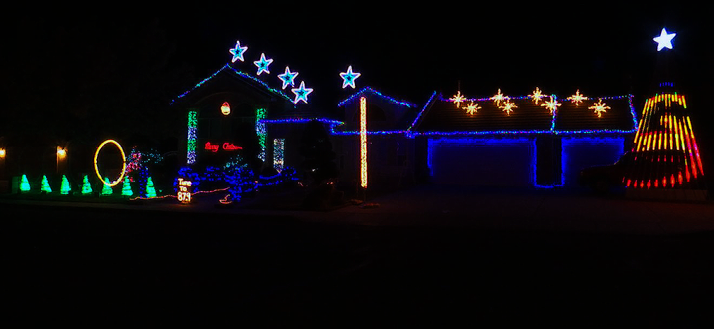 Photo of home on 2081 Jacob Drive, St. George, December 7, 2015 | Photo by Ali Hill, St. George News
