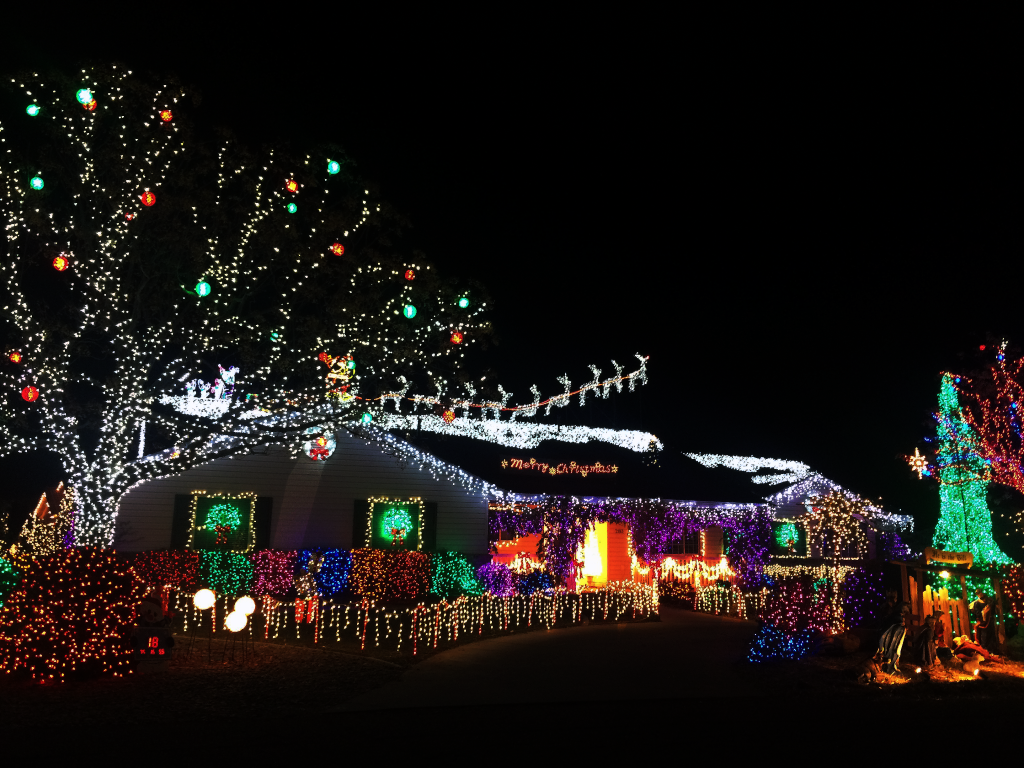 Photo of home on 2183 Apache Drive, December 6, 2015 | Photo by Ali Hill, St. George News