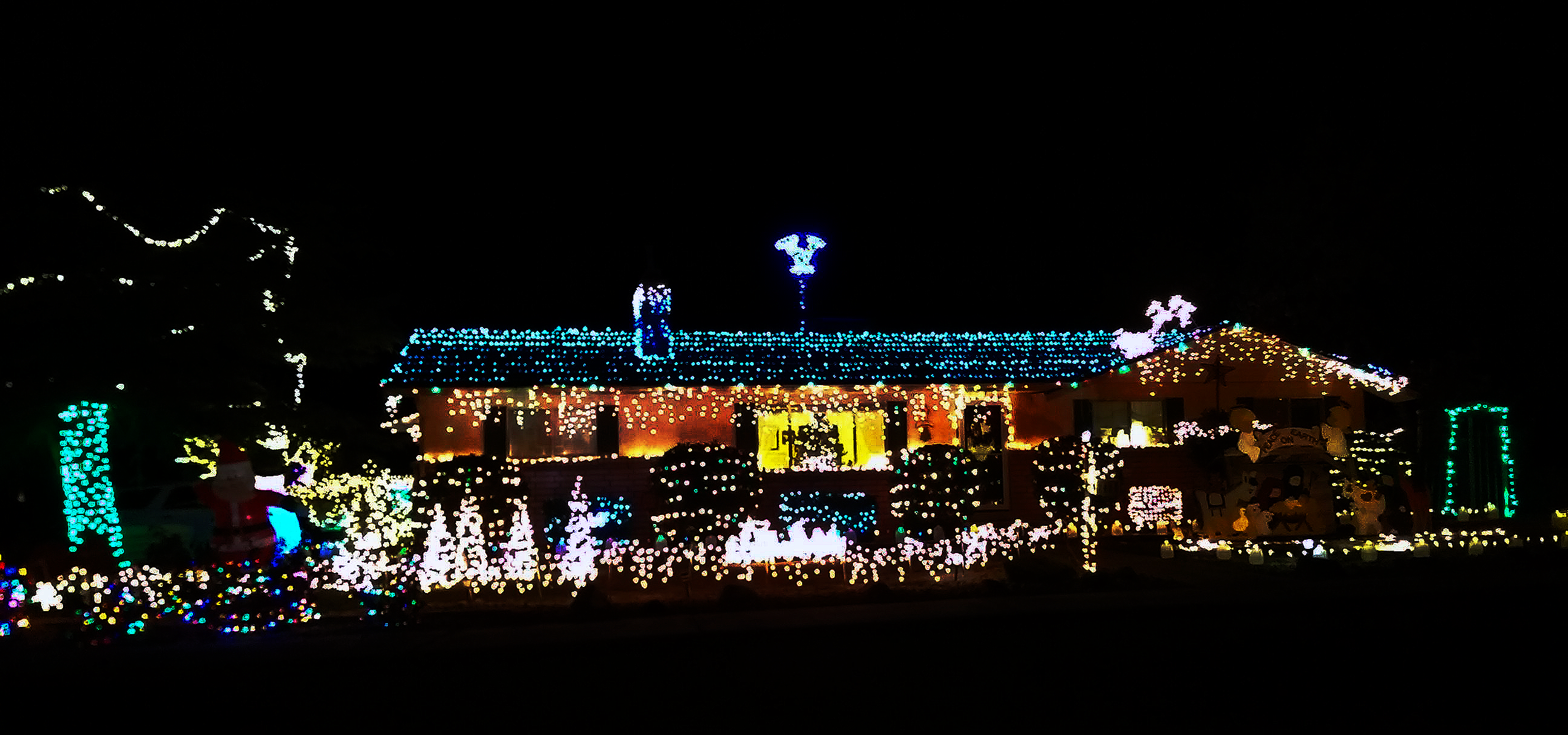 Santa Clara 2020 Christmas Lights Drive A List: The best Christmas lights in St. George 2015 – Cedar City News