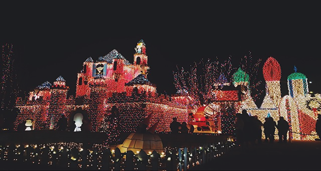 Photo of home on 445 W. Heritage Drive, December 7, 2014 | Photo by Ali Hill, St. George News