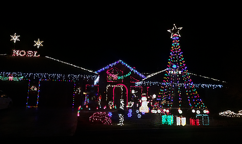 Photo of home on 953 Cactus Street Drive, December 6, 2015 | Photo by Ali Hill, St. George News