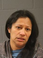 Mayra Dinora Casas, of St. George, Utah, booking photo posted Dec. 12, 2015 | Photo courtesy of Washington County Sheriff's booking, St. George News