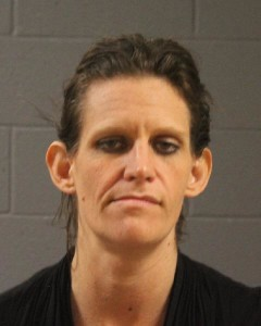 Kristen Anne Dennison, of Enterprise, Utah, booking photo posted Dec. 14, 2015 | Photo courtesy of the Washington County Sheriff's Office, St. George News