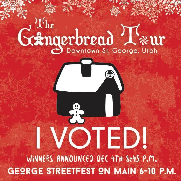 Gingerbread Tour 2015 meme, St. George News