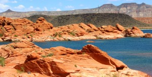 Sand Hollow State Park was a beneficiary of LWCF funds. Apr. 22, 2015, Hurricane, Utah   Photo by Don Gilman, St. George News