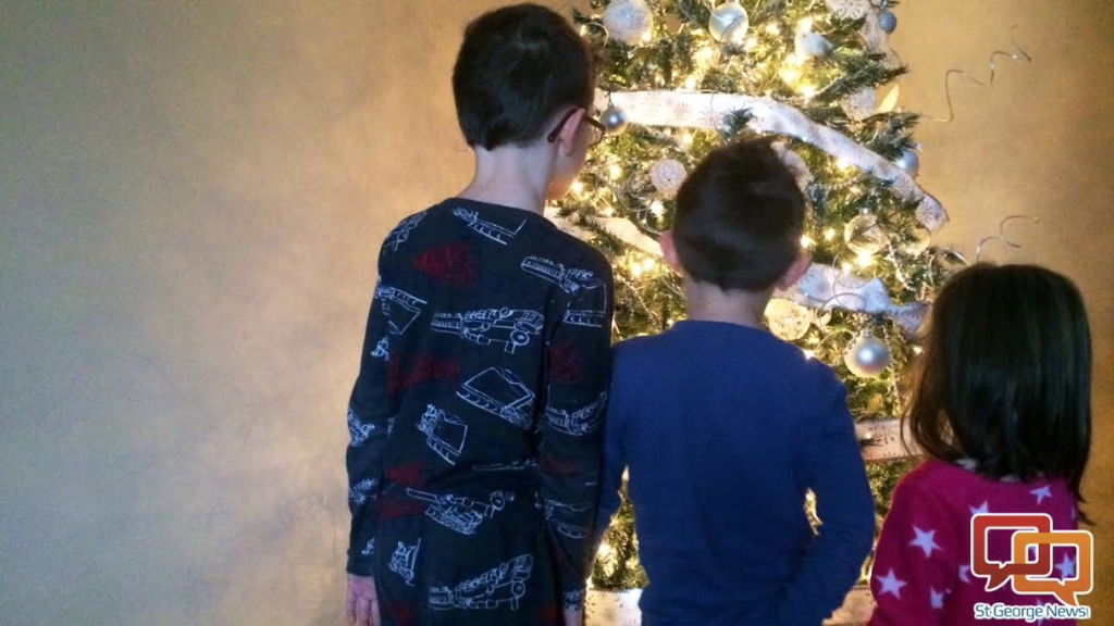 Children believe Christmas