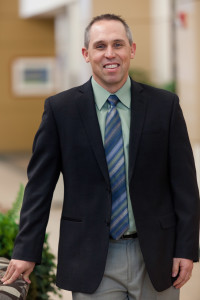 Jason Wilson, administrator and CEO of Cedar City Hospital, campaigned for several years to change the hospital's name from Valley View Medical Center. Cedar City, Utah, circa | Photo courtesy of Intermountain Healthcare's Cedar City Hospital, St. George News - Cedar City News