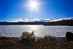 Panguitch Lake Winter Scene, undated | Photo courtesy xxx, St. George News