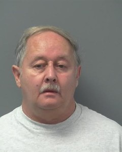 Lloyd Robert Pitzen, of Wisconsin, booking photo posted December 2015 | Photo courtesy of Mesquite Police Department, St. George News